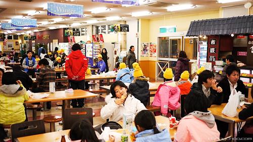 De regreso de la Golden Week Japonesa