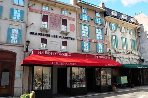 Sí vas a Saitama puedes visitar Francia