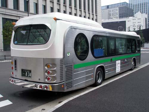 """Un paseo virtual por Tokyo con los Autobuses """"Submarino"""""""
