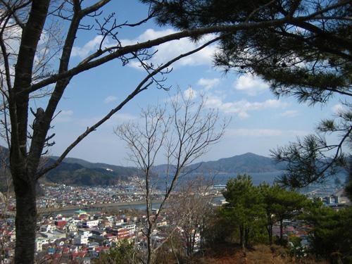 Ōtsuchi, antes y después del Tsunami