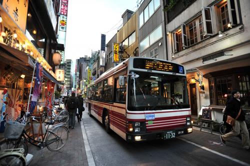 Un paseo por el desconocido barrio de Kichijoji