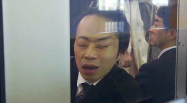 El Vídeo Musical que triunfa: Japoneses durmiendo en el Tren