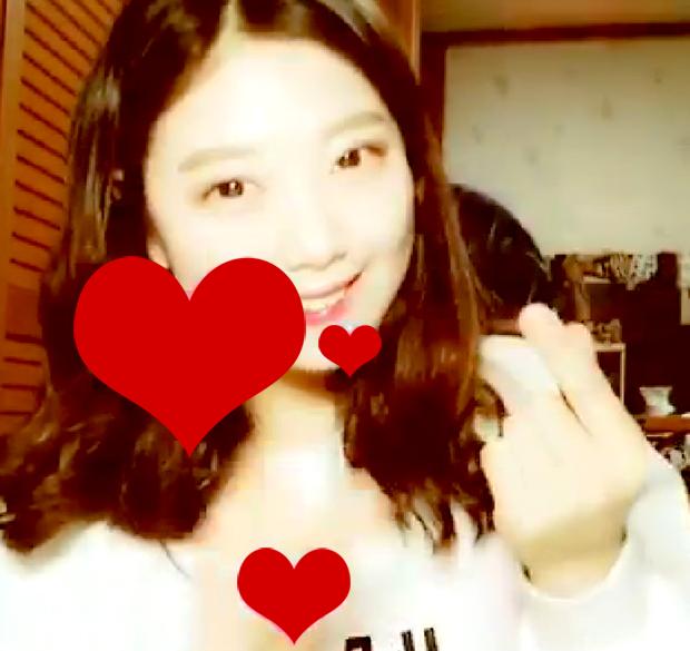 """El nuevo fenómeno viral que viene de Corea, el """"Heart Dance""""! Dentro Video!"""